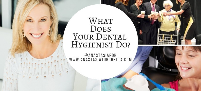 What Does Your Dental Hygienist Do?